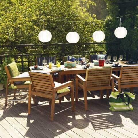 Bahçe Mobilyalarının Seçimi ve Bakımı, Aksesuar ve Mobilya | Masko Outlet | Masko